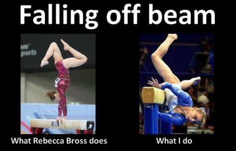funniest gymnastics memes ever