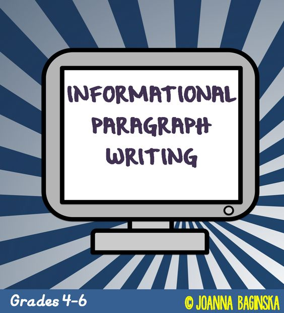 Ultimate paragraph writing boot camp! This unit will help you teach your students how to write an informational (expository) paragraph with a clearly stated topic sentence, evidence-based supporting details, a conclusion, and domain-specific vocabulary. $