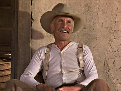 Robert Duvall as Gus McCrae. Lonesome Dove. 1989: