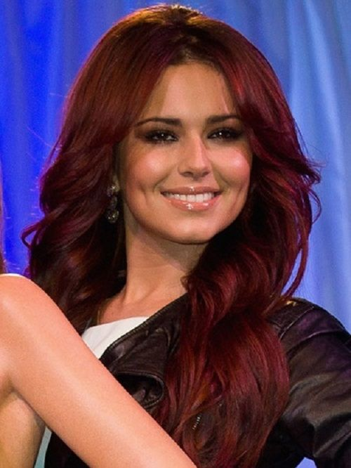 black and red hair | Dark Red Hair Colors 2013