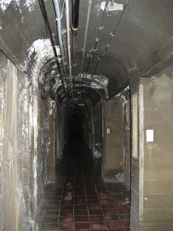 Mission Inn Catacombs Tour