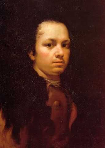 Goya was court painter to the Spanish Crown; throughout the Peninsular War he remained in Madrid