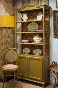 Reciclaje de muebles estanterias retro mueblesarria - Muebles vintage sevilla ...