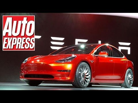 new car uk release datesNew Tesla Model 3 price specs pictures and 2017 UK release date
