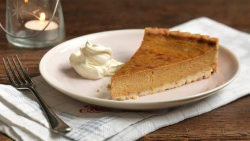 BBC Food - Recipes - Pumpkin pie