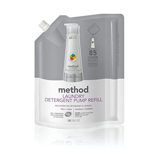 Method Laundry Detergent Refill For Pump Bottles Free Https