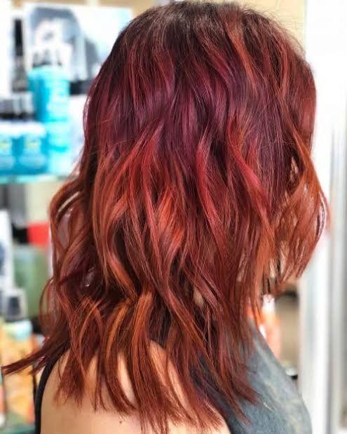 Haare rot färben dunkle HILFE! Dunkelbraune