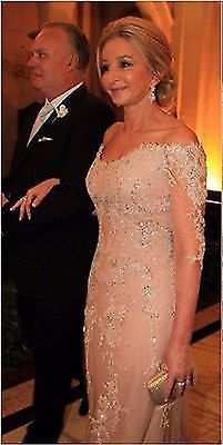3-4-Sleeves-Sexy-Elegant-Mother-of-The-Bride-Dress-Evening-Party-Prom-Dress