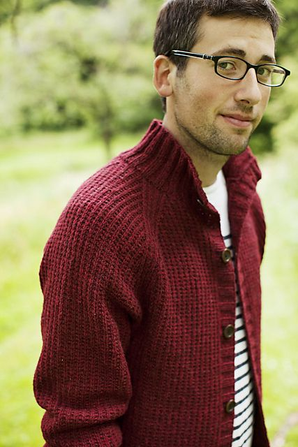 Ranger by Jared Flood  (I especially love the knitting patterns by men!! fk)