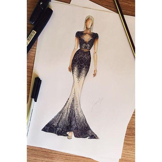 Zuhair Murad⭐️#like#follow#art#artwork#drawing#painting#sketch#tbt#illustration#artfido#artstag#artinity#vscocam#vscobaku#nawden#artist#painter#dailyart#comment#artistdrop#bakuart#artdaily#ootd#fashionillustration#fashion#fashionista#vsco#gown#zuhairmurad