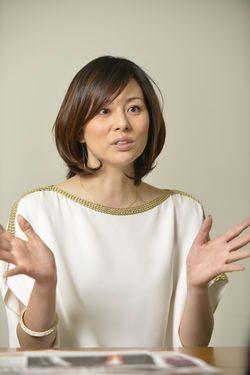 米倉涼子の白