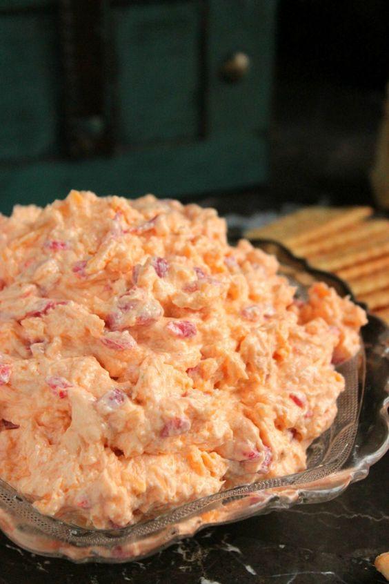 Homemade Pimento Cheese - Big Bear's Wife