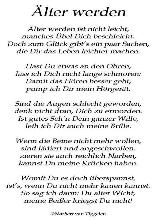 Pin Von Philemmenegger Auf Omas 70 Geburtstag Gedichte Und