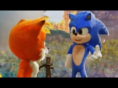 Sonic The Hedghehog Movie Fanmade Tails Scene Joao Filipe Santiago Youtube In 2020 Hedgehog Movie Sonic The Movie Sonic Dash
