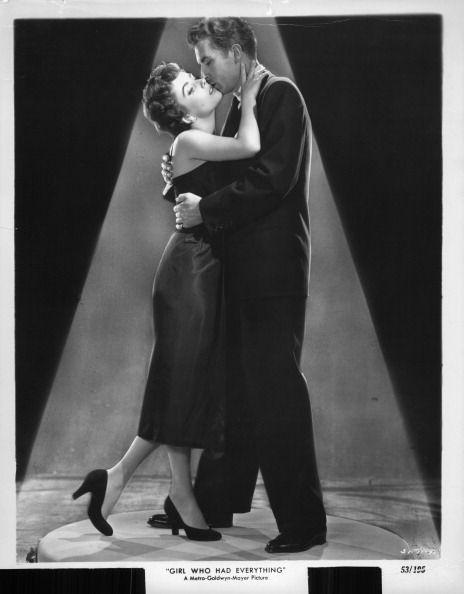 Fernando Lamas and Elizabeth Taylor