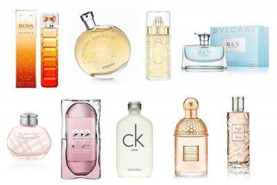 por que não o perfume? .