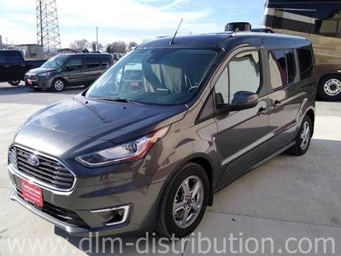 Mini T Camper Van 2019 Ford Transit Connect Titanium For Sale In