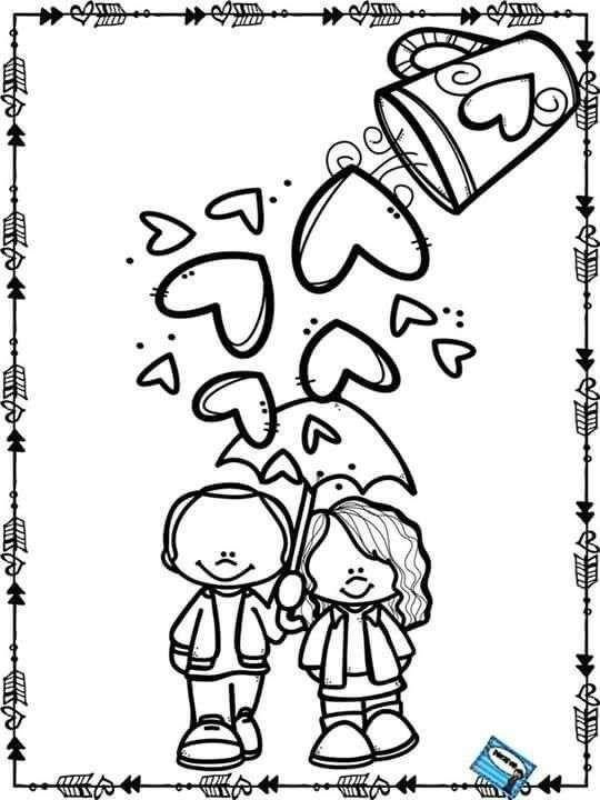 Imagenes Para Felicitar San Valentin Amor Y Amistad Dibujos Amistad Dibujos Dibujos Para Ninos