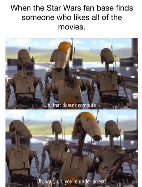 Its True Https Ift Tt 2kbw3by Star Wars Humor Funny Star Wars Memes Star Wars Facts