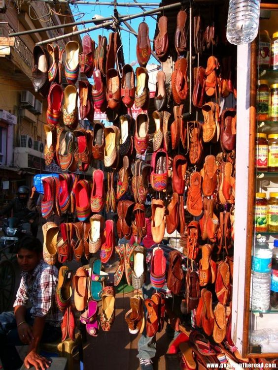 leather shoes for sale, Jaipur, India