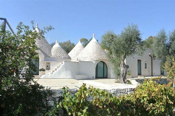 Ferienhaus Trulli San Pietro Toskana - Urlaub in Ceglie Messapica, Brindisi - Toskana Italien