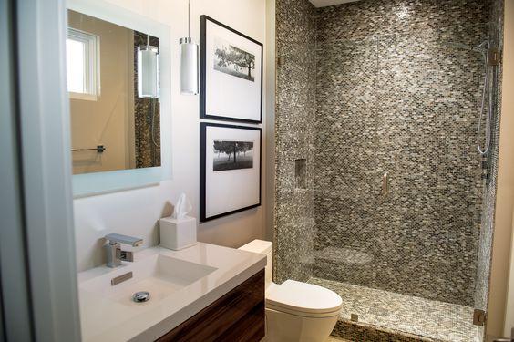 Pratt Designs :: Cherry Creek #interiordesign #bathroom #contemporary #cherrycreek #denver #colorado