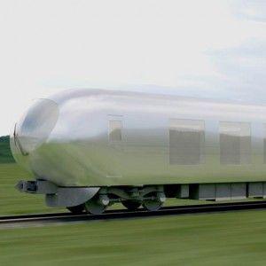 Kazuyo+Sejima+to+design+mirrored+Japanese+commuter+train