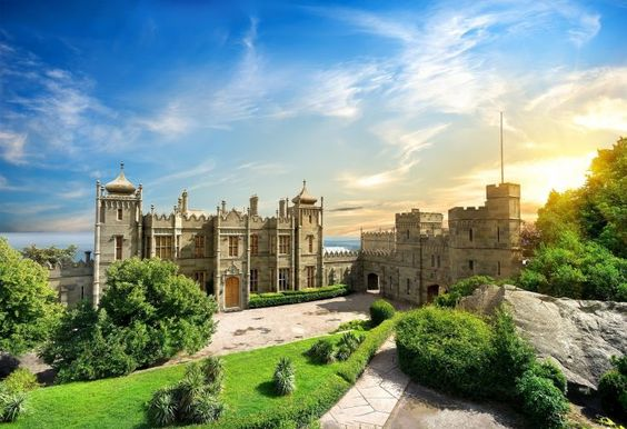 Crimea is a beautiful region on the Black Sea that has long entranced visitors.This little diamond features many landscapes: Crimean steppe or prairie in the East and North, Feodosia's sandy beaches, undulating hills of vineyards and fruit trees, castles reminiscent of Bavaria cling to cliffs plun…