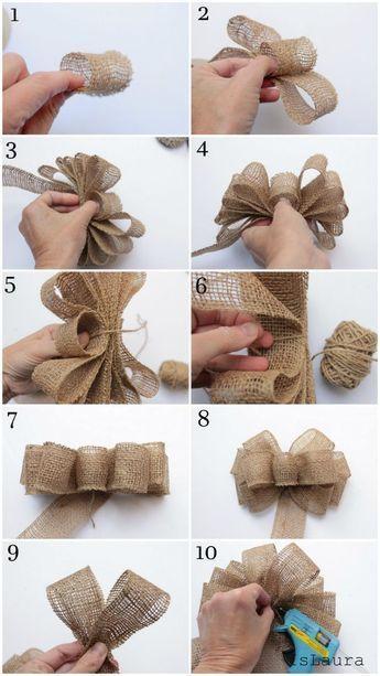 bd0875 DIY: How to Make Lace Rosettes | Flores em renda, Laços de cabelo e Arte com fita | www.gtrend.me