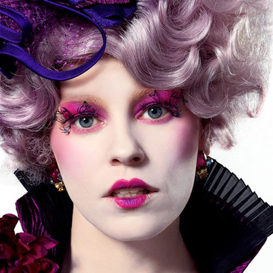 Effie Trinket from The Hunger Games | Costumes | Pinterest | El ...