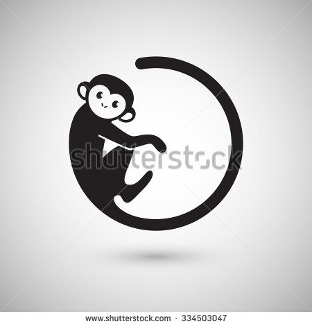Are monkey's black and chinese aswell as the more generally known ones?