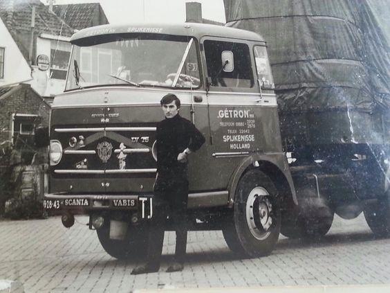 Scania L75 GETRON..PIET BRINKMAN