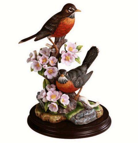 truly wonderful american robin bird gifts pair of birds