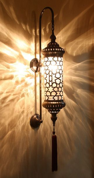 Wall Sconce,wall sconces,Moroccan Lantern,Chandelier,Turkish Light,moroccan lamp,moroccan ...