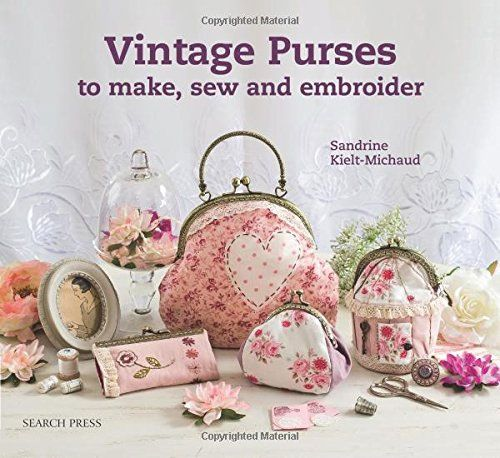 Resultado de imagen de vintage purses to make sew and embroider