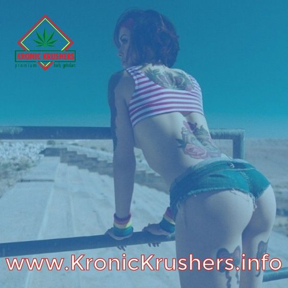 Kronic Krushers Best Grinder for Weed Leafs Tobacco Marijuana & Herb | Durable Zinc Alloy | 4 Parts Hand-Grinder Magnetic Cap | FREE Vape Pen | Leather Reggae Bracelet | 2oz Double Walled Stash Jar  #weedgirls #420 #beach #bongbeauties #ganjagirls #somegirlsgethigh #cloudgirls #cannabis #blazedbeauties #420 #stonerchicks #girlsthatsmoke #highsociety #prettypotheads #maryjane #girlswhosmokeweed #420girls #weedstagram #yogapants #panties #erotic #sexyness #booty #bootymodel #curves…