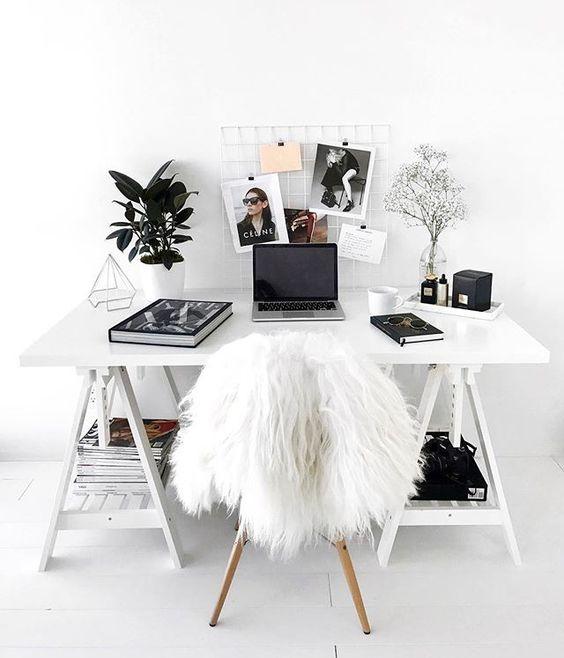 Top 10 de escritorios para el invierno de Pinterest