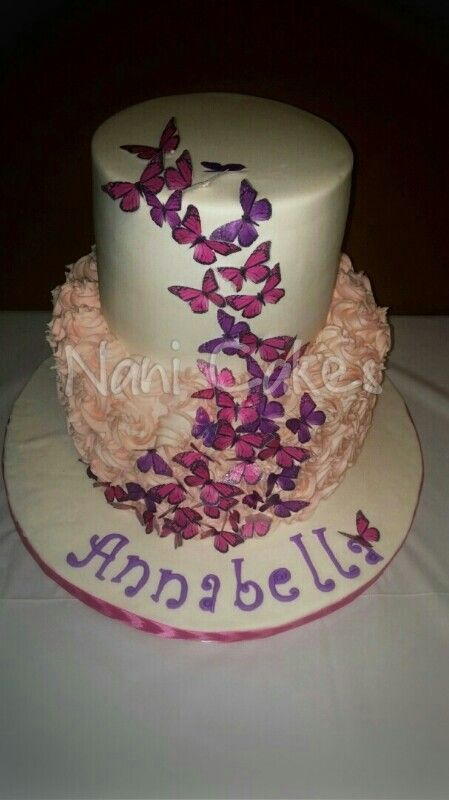 butterfly butterfly baby shower butterflies purple birthday cakes baby