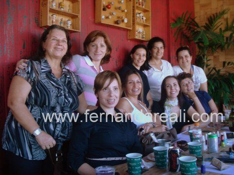 Amigas blogueiras queridas. Meeting friends.