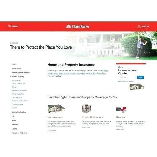 State Farm Home Insurance Quotes Freelancewatch In 2020