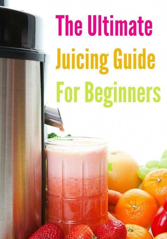 The Ultimate Beginners Guide to Juicing - Diary of a Fit Mommy