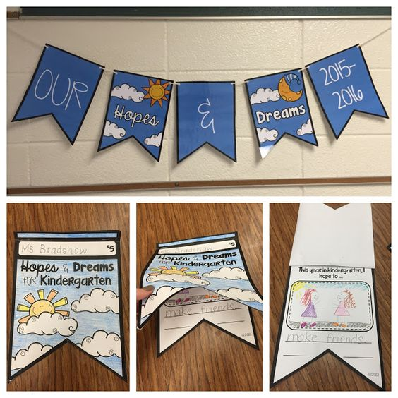 Responsive Classroom Hopes and Dreams - All grades: pre-k-5th grade and speech, Occupational therapy, physical therapy