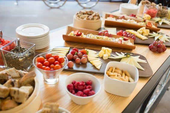 lácteos, queso, frutas, alimentación variada