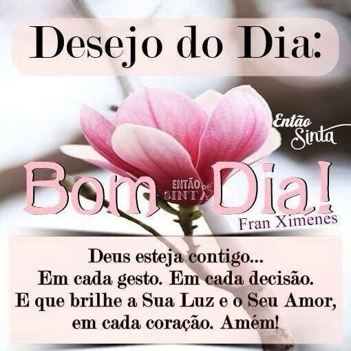 Lindas Frase De Bom Dia Para Compartilhar No Facebook Com Imagens