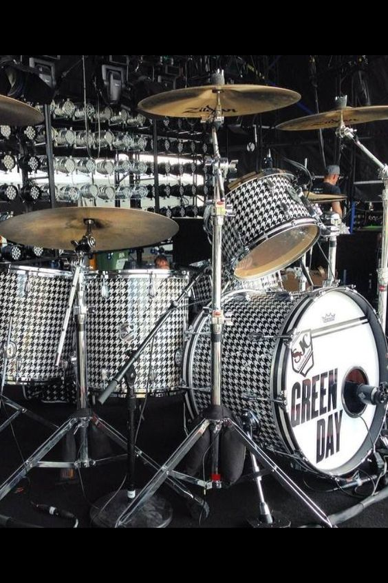 Green day New kit!!