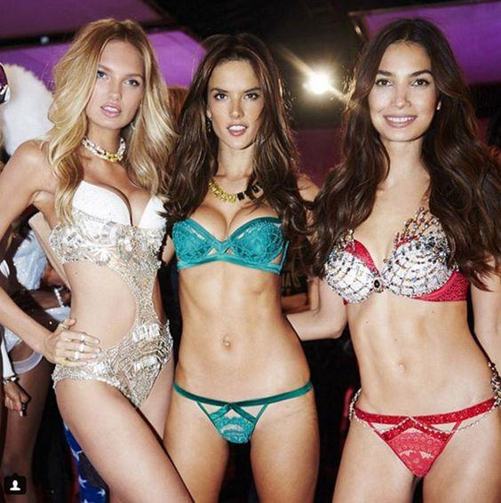 Victoria's Secret Fashion Show em fotos