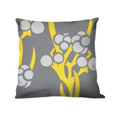 yellow with gray