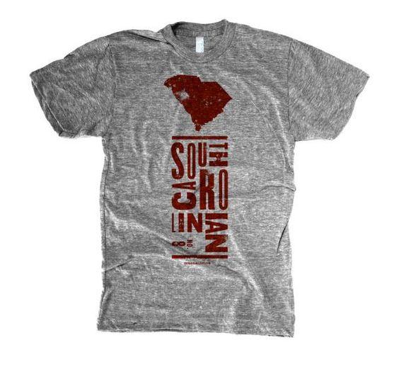 South Carolina tshirt by The Social Department