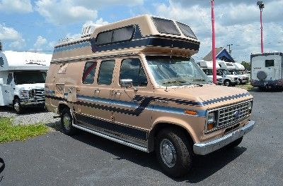 No School like the Old School!   1987 FORD CARGO VAN EXT for Sale