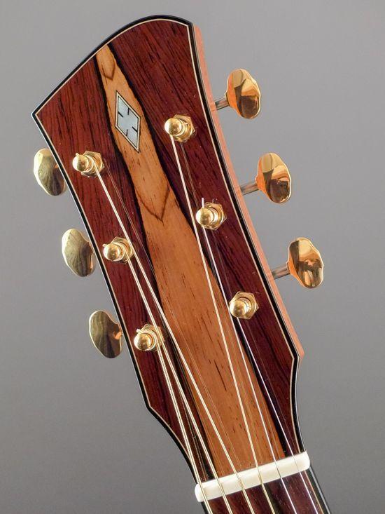 Brand New Wilborn Ellie Belle Cuban Mahogany Adirondack Spruce Acoustic Guitar Guitar Design Fender Acoustic Guitar